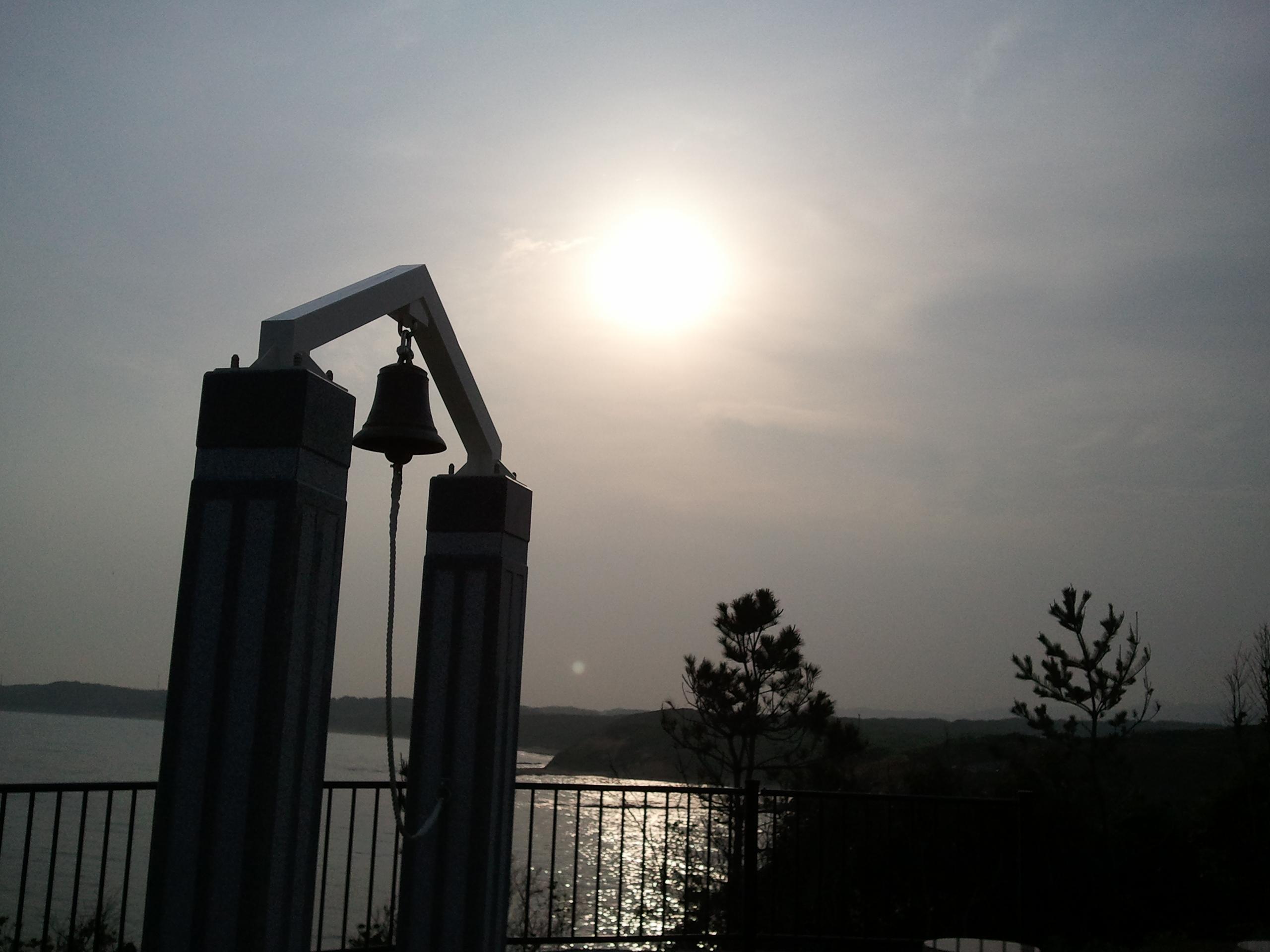 5/16 芦屋町NEWスポット【響愛の鐘】金環日食への道 | 福岡県芦屋 ...