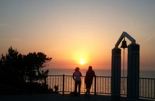 夕日カップルハートのコピー.jpg